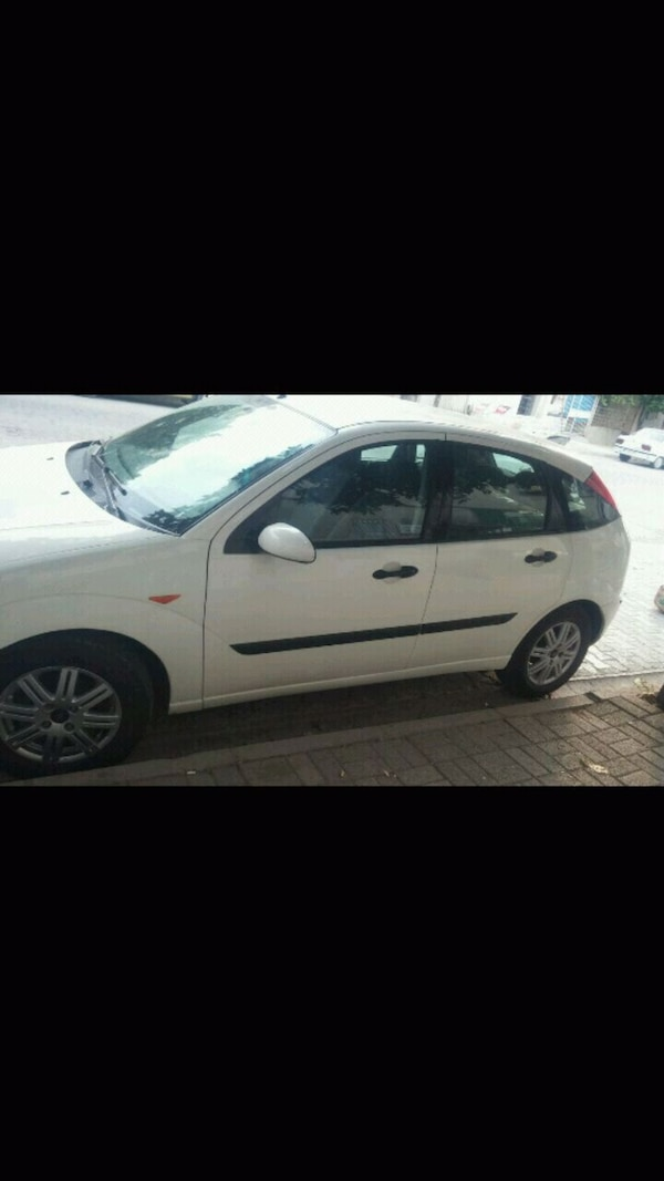 2005 Ford Focus 168 km collection