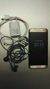 Samsung Galaxy S7 Edge 32GB Gold Botkyrka, 145 68