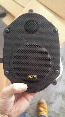 Speaker for a ford mustang