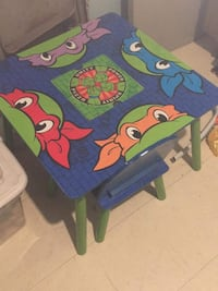 Ninja turtle bed set 120$$ Austin