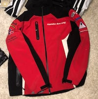 Men's Honda Racing jacket Vaughan, L4H 1N8
