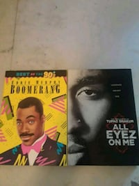 Movies Boomerang and All Eyes on me Detroit, 48219