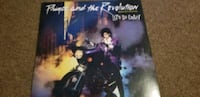 """Prince and the revolution """"single"""" Fall River, 02720"""