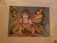 Young girl fairy print Newburgh, 12550