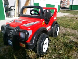 Baby&toys Off Road Akülü Araba