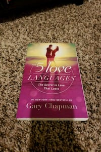 5 love languages book - brand new Woodbridge, 22193