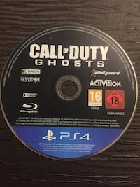 PS4 Call of Duty Ghost  İlkadım, 55100