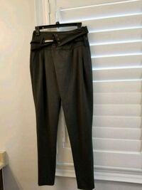 Wool pants with belt Vaughan, L4H 3N5