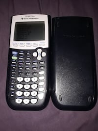 black and gray Texas Instruments TI-84 Plus Olney, 20832