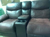 leather home theater sofa Bethany, 73008