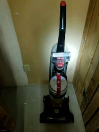 black and red upright vacuum cleaner West Vancouver, V7T 1B6