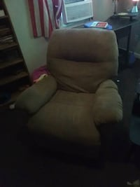 gray fabric recliner sofa chair West Columbia, 29169