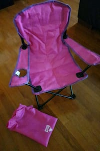 Nee - Quest Children Camping Chair  Sterling, 20165
