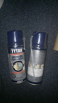 two grey Tytan window and door cleaner bottles Abbotsford, V2T 6H5