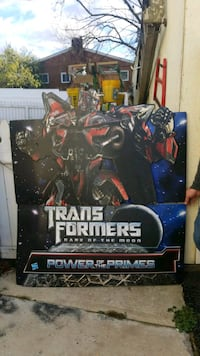 Transformers display