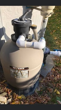 pool filter above ground need gone ASAP  Brampton, L7A 3S6