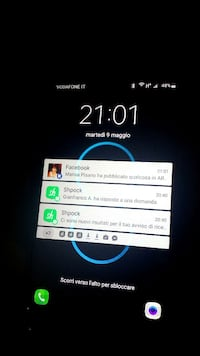 Android smartphone home screen Atella, 85020