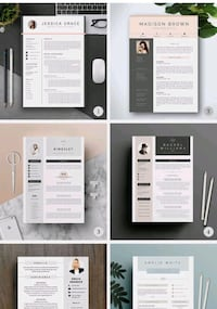Graphic design - Resume / Cover Letter Design Toronto, M4V 1J4