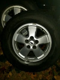 2017 Ford Escape wheels only  Toronto