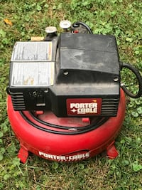 red and black Craftsman push mower Clarksburg, 20871