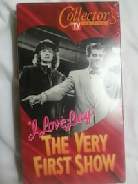 I Love Lucy The Very First Show Sealed  Miramar, 33025