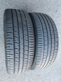 205/55r16 TIRES (only 2) Wallingford, 06492