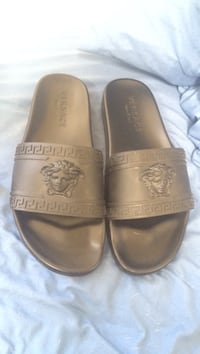 Authentic Versace slides Fountain Valley, 92708