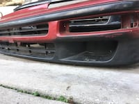 Used Crx Sir Ef8 Front Bumper For Sale In Orlando Letgo