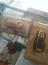 Porche card reader