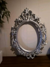 Silver Oval  frame $15 each Vaughan, L4L 1G2