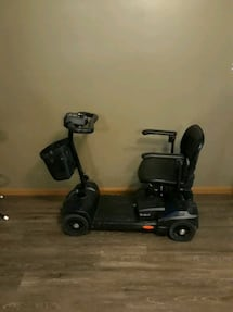 Scout 4 wheel electric scooter