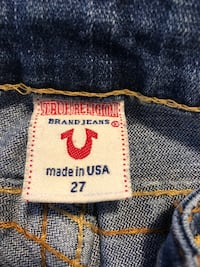 True religion jeans Airdrie, T4B 3L3
