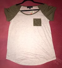 See through t-shirt never worn size Large  Chicago, 60639
