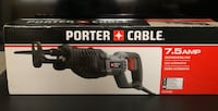 Reciprocating Saw (Porter & Cable model PC7TRS) - used once Arlington, 22201