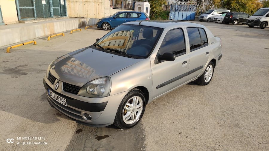 2006 Renault Clio AUTHENTIQUE 1.5 DCI ABS 6a3256ba-0db0-436d-8423-99a0d9dc4b9f