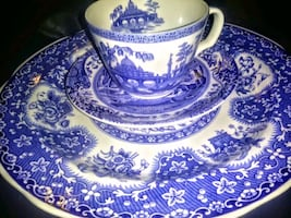 The finest of Spode Fine China.
