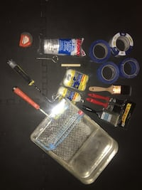 Painters Tools and Supplies