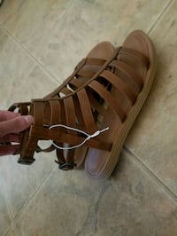new size 7 sandals
