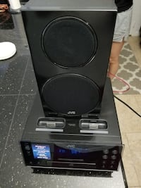JVC SPEAKER WITH STEREO  Toronto, M6S