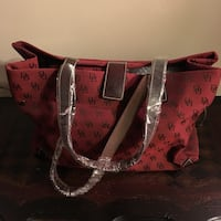 Dooney and Bourke tote bag with Accessories he's Columbus, 43205