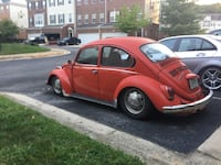 Volkswagen - The Beetle - 1973 Upper Marlboro, 20772