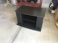 Small black tv stand North Salt Lake, 84054