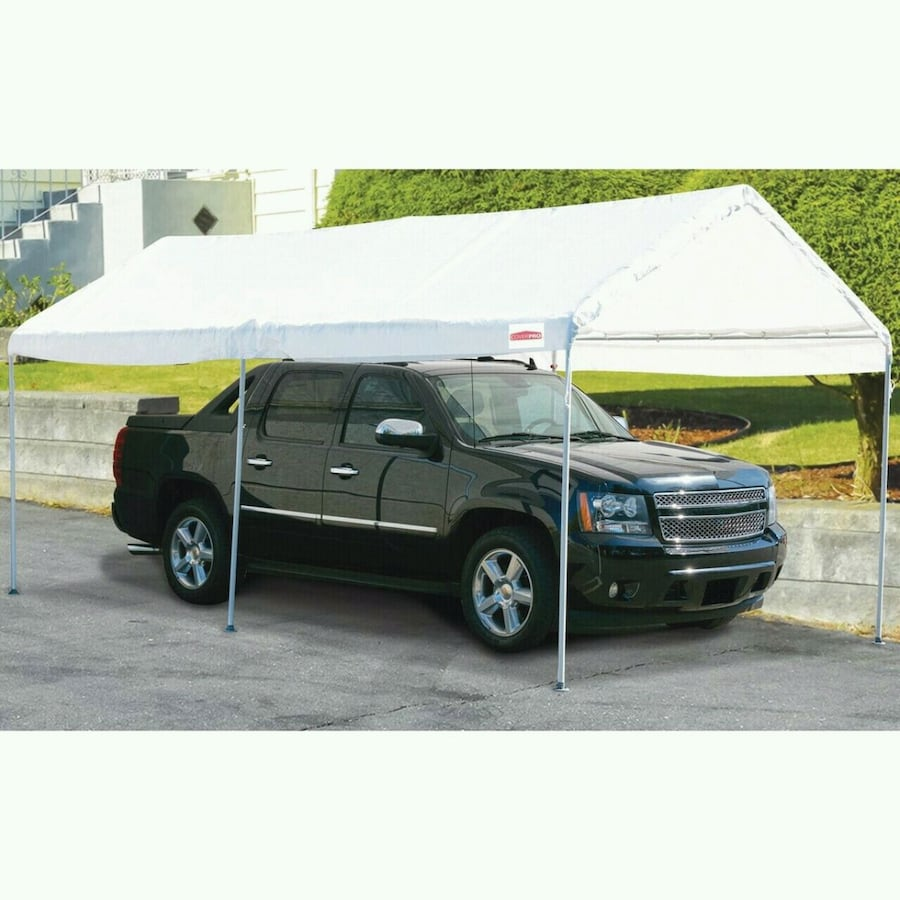 10ft by 20ft car canopy