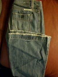 Abercrombie and Fitch bootcut