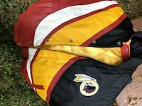 OFFICIAL AUTHENTIC 100% LEATHER AND NFL LICENSE CO Rockville, 20851