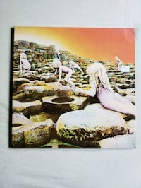 Led Zeppelin - Houses of the Holy vinyl Vienna, 22180