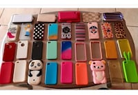 Cover varie per iPhone 4/4s. 3€ ciascuna. 7031 km