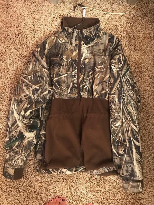 1a4a53cd7b6 Used Drake waterfowl quarter zip for sale in Alto - letgo