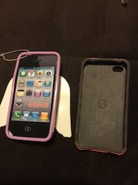 iPhone 4 4s phone cases. $5 for both Widefield, 80911