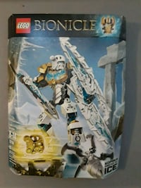 Lego Bionical building toy